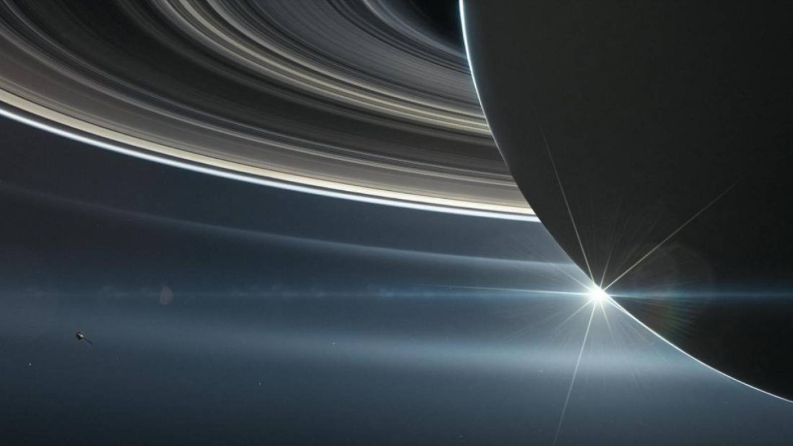Planeta Saturn. UIMITOARE Imagine care a SURPRINS si NASA
