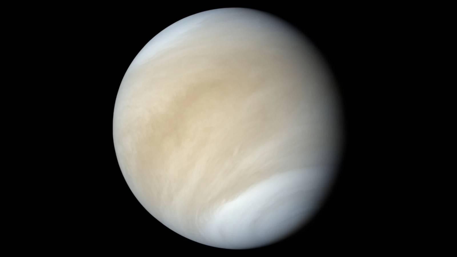Planeta Venus. Descoperirea SURPRIZA care a ULUIT pana si NASA