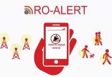 RO-ALERT. NOU Tip de Mesaj de ALERTA Trimis catre Romani