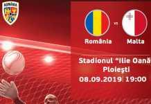 ROMANIA - MALTA LIVE PRO TV FOTBAL PRELIMINARII EURO 2020