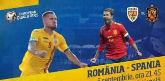 ROMANIA - SPANIA LIVE PRO TV FOTBAL PRELIMINARII EURO 2020