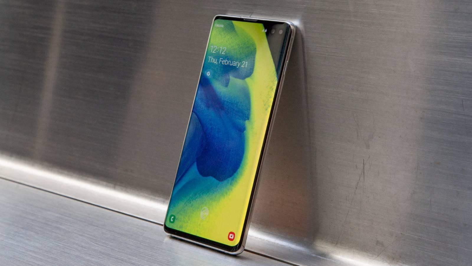 Samsung GALAXY S11 ecran secundar