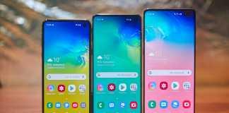 Samsung Galaxy S10 update septembrie 2019