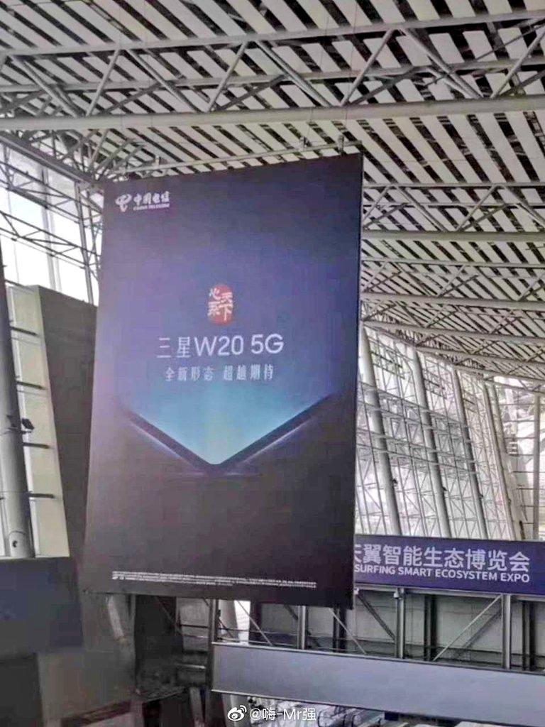Samsung. ATACA Apple, Huawei cu Acest noul Telefon SPECIAL W20 5G