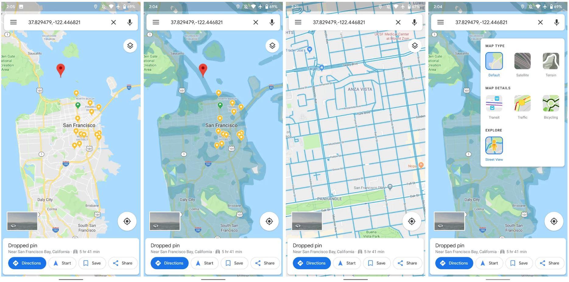 Schimbarea Google Maps pe care o ASTEPTAI pe Telefoane street view