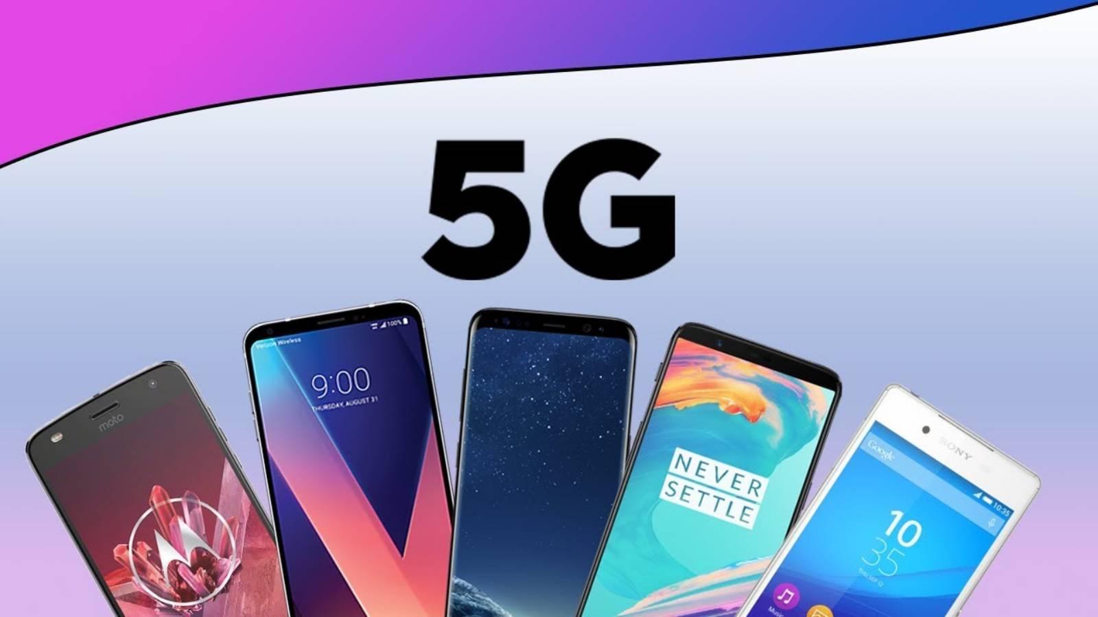 Telefoanele 5G for fi MULT mai IEFTINE Incepand de Anul Viitor