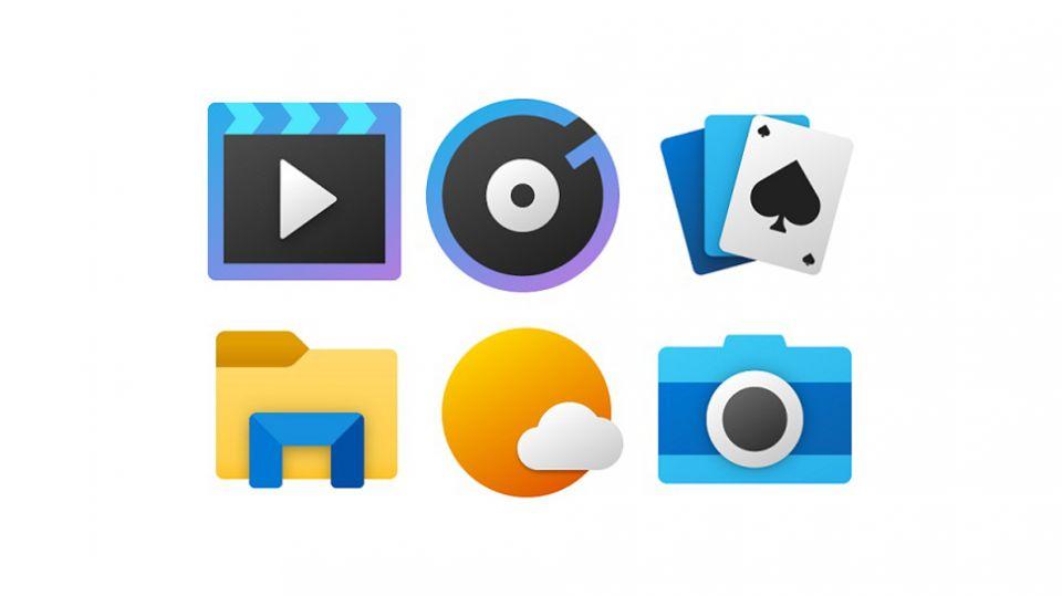 Windows 10. o Noua Schimbare de Design e Pregatita de Microsoft iconite