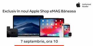 eMAG Deschide al Doilea Apple Shop in Bucuresti cu REDUCERI MARI