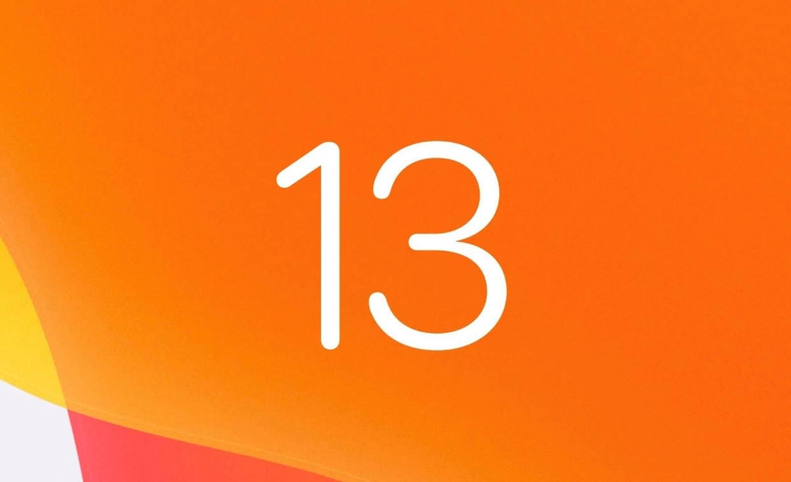 iOS 13 OFICIAL, Data de LANSARE Anuntata de catre Apple