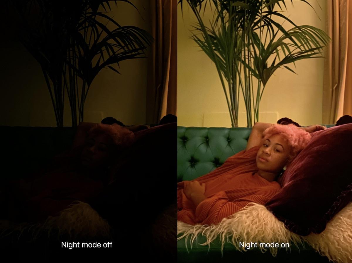 iPhone 11 Night Mode Iata cat de GROZAVE sunt Pozele Facute Noaptea night mode poze