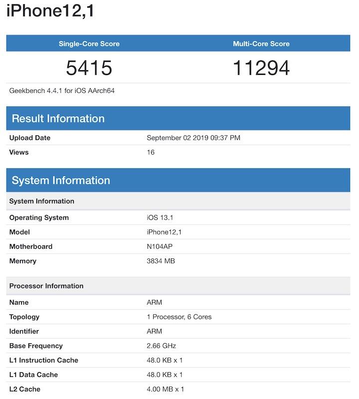 iPhone 11 Primul Test de PERFORMANTE si o Prima DEZAMAGIRE performante