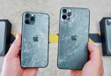 iPhone 11 Pro DROP TEST! Cat de REZISTENTA e Sticla (VIDEO)