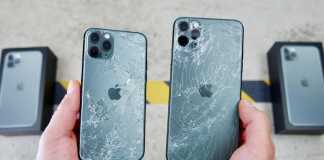 iPhone 11 Pro DROP TEST! Cat de REZISTENTA e Sticla (VIDEO)