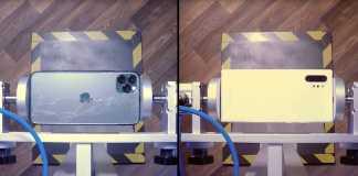 iPhone 11 Pro Max vs Samsung GALAXY NOTE 10 Plus Testul SUPREM de rezistenta (VIDEO)