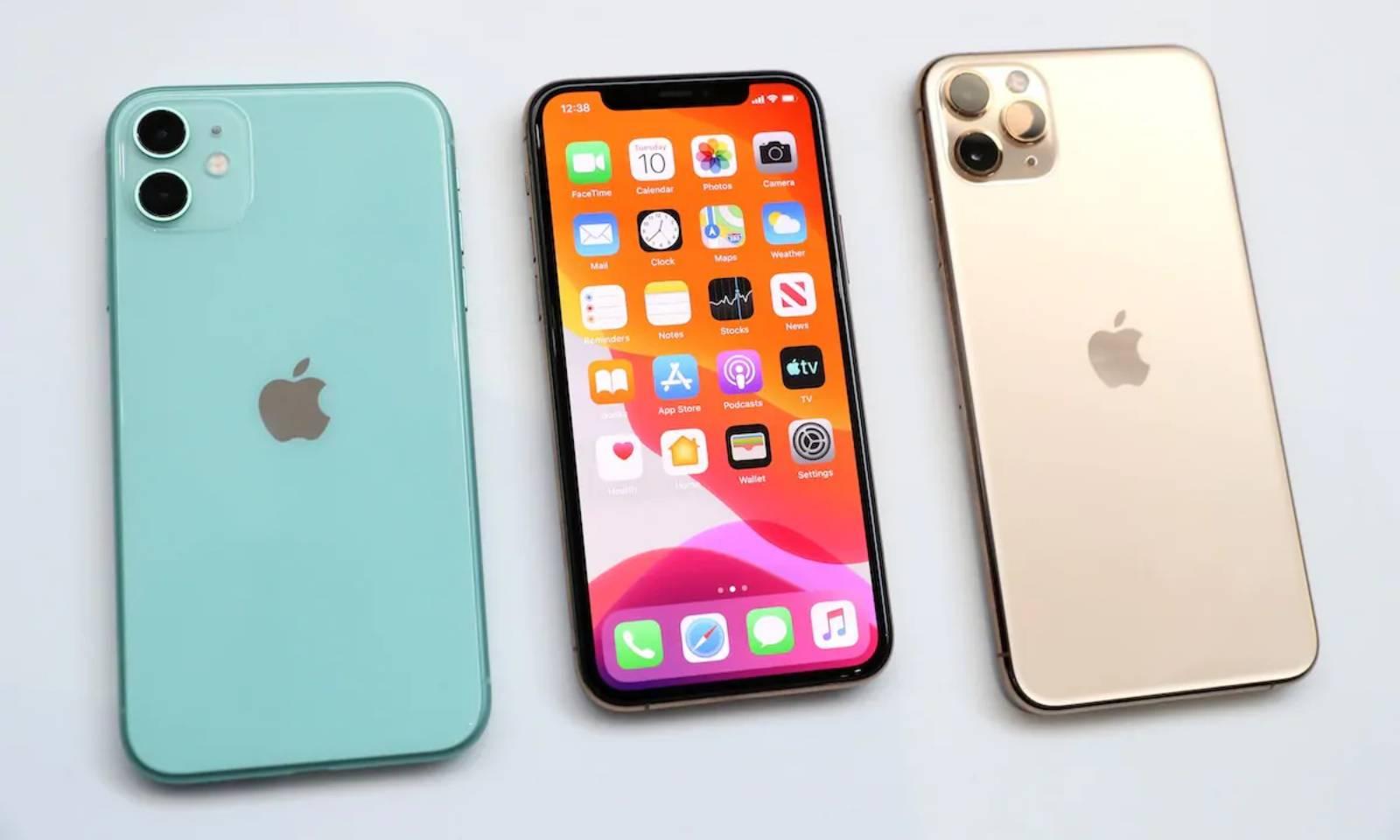 iPhone 11 Pro are 4 sau 6 GB RAM Iata si Cat de MARI sunt Noile Baterii!