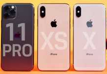 iPhone 11 Pro vs XS vs X DEZAMAGIREA privind Performantele (VIDEO)