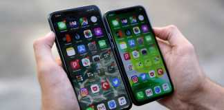 iphone 11 alerta baterie ecran