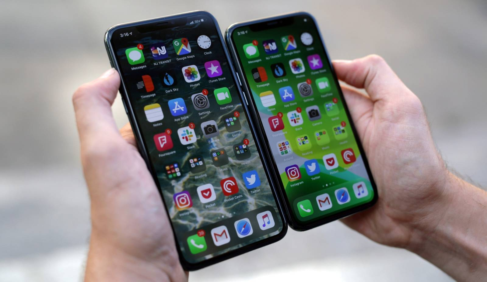 iphone 11 alerta baterie ecran