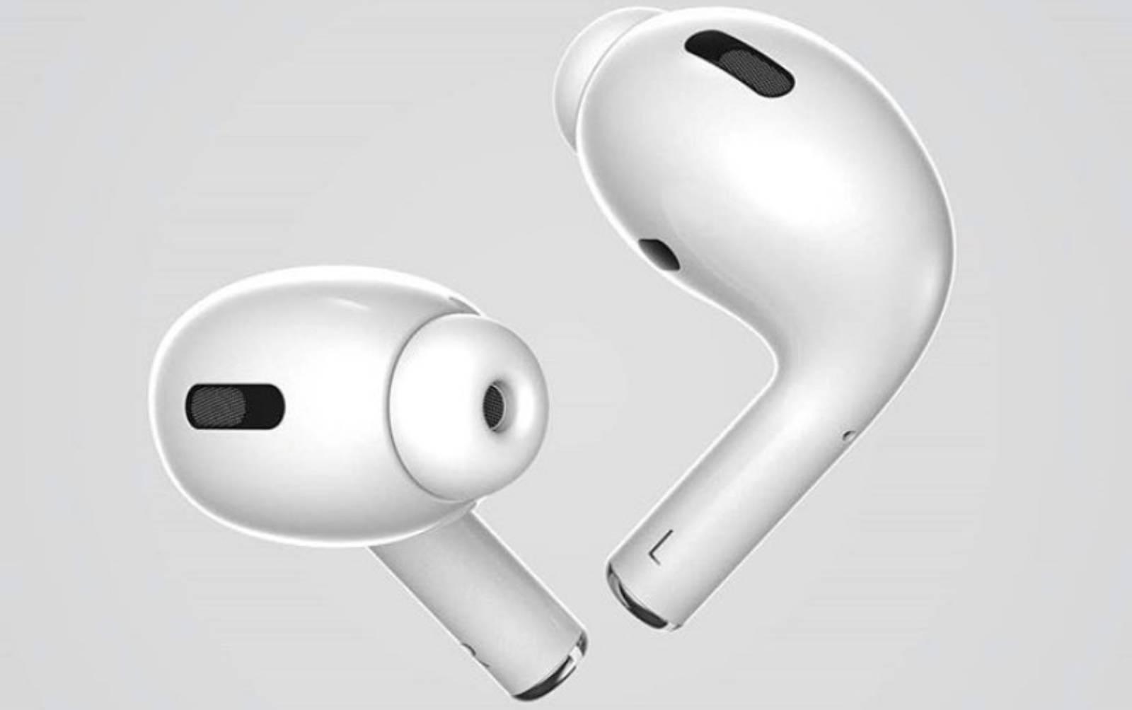 AirPods Pro dezvaluite apple