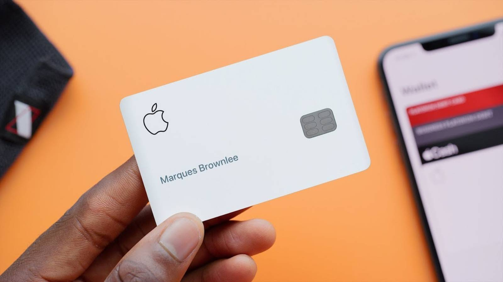 Apple Card clonat