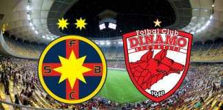 FCSB - DINAMO LIVE DIGISPORT DERBY LIGA 1 FOTBAL ROMANIA