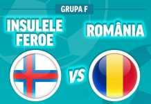 FEROE - ROMANIA LIVE PRO TV FOTBAL PRELIMINARII EURO 2020