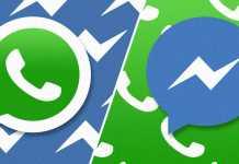 Facebook Messenger, WhatsApp INTERZISE Politia Romana