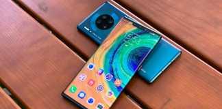 Huawei MATE 40 Pro AVANTAJ iPhone 12