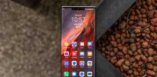 Huawei MATE 40 Pro schimbare ireala ecran