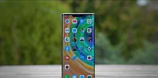 Huawei Mate 30 Pro veste sperie apple