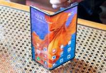 Huawei Mate X DATA LANSARE china