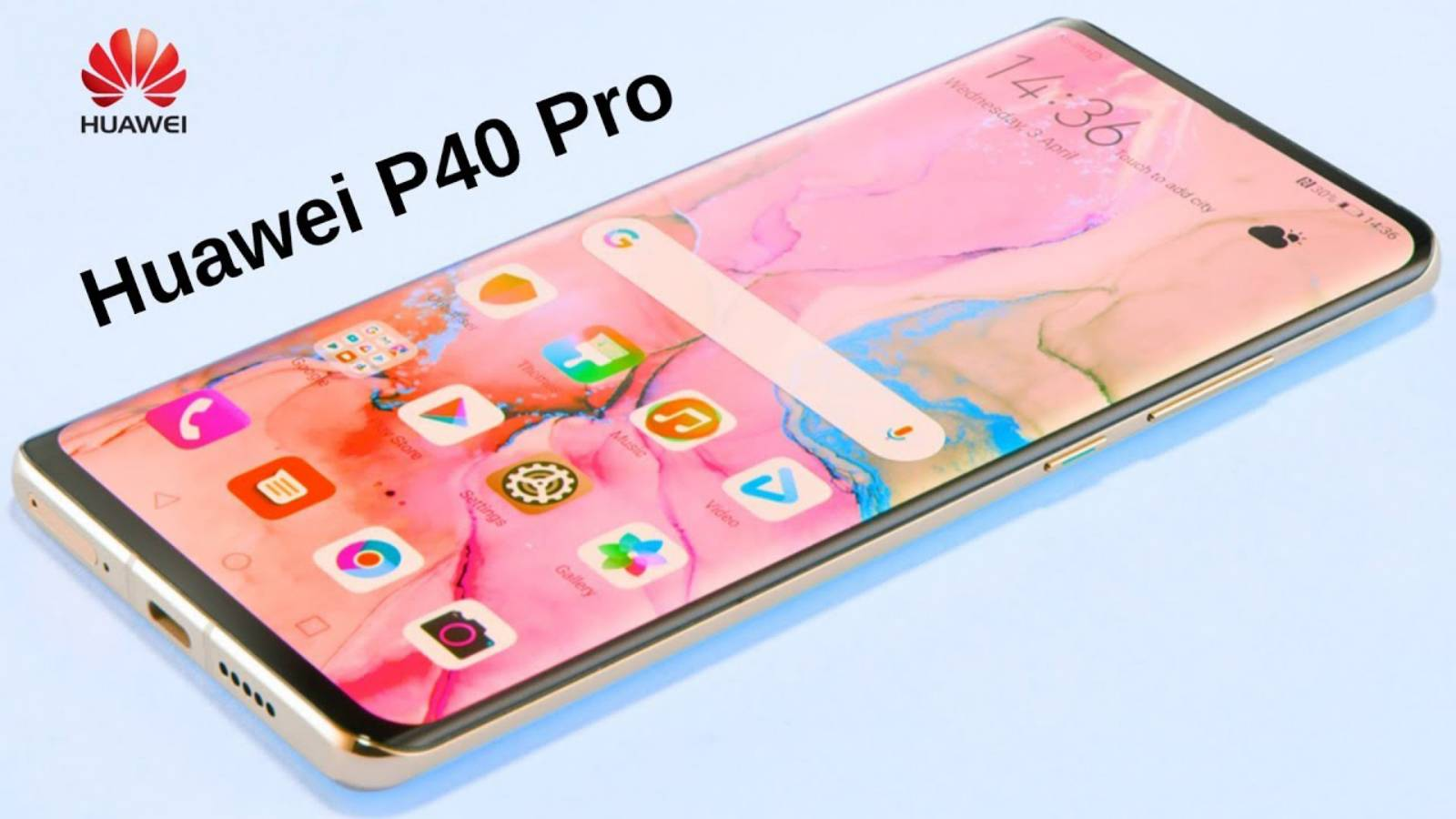 Huawei P40 Pro ecran oled samsung