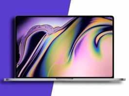 MacBook Pro 16 Inch productie lansare