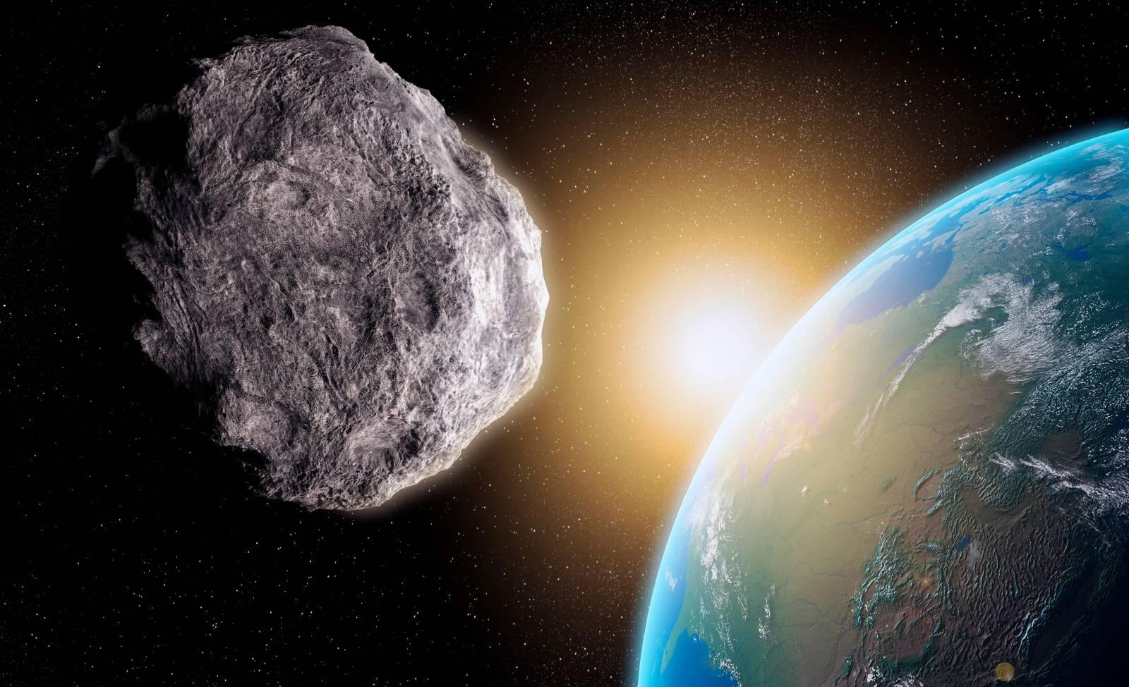 NASA ASTEROIZI DISTRUGE TOTALITATE Pamantul