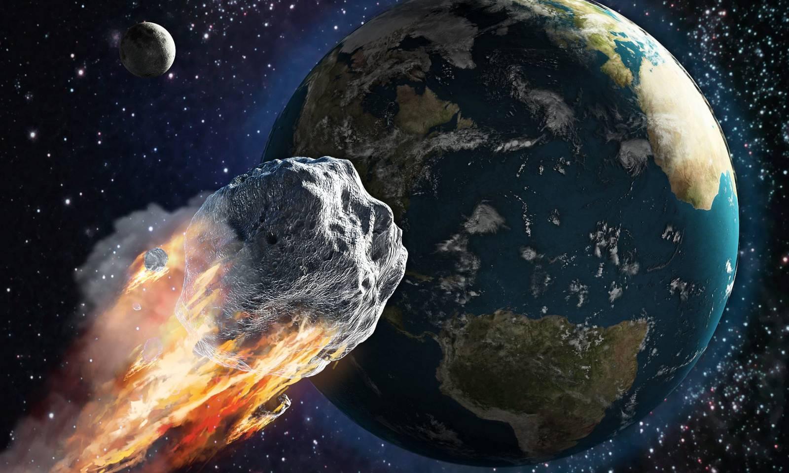NASA AVERTIZARE ASTEROID Sanse LOVI Pamantul