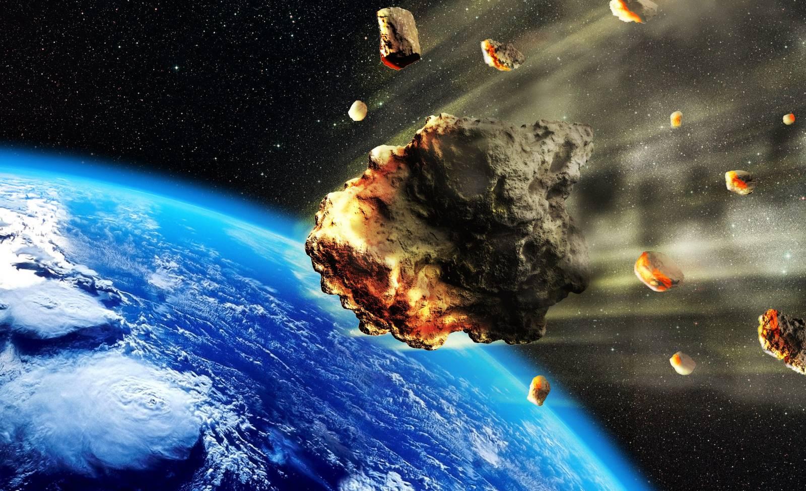 NASA DETECTAT MARE ASTEROID