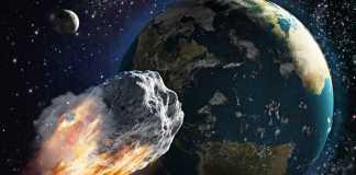 NASA asteroid diametru 1 km