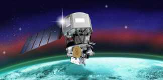 NASA icon ionosfera