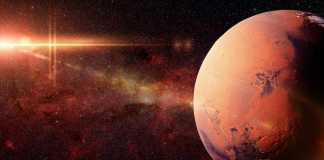 Planeta Marte anunt socant nasa