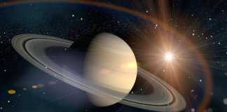 Planeta Saturn furtuni
