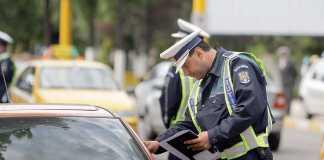 Politia Romana VANATOAREA Soferilor Telefoane