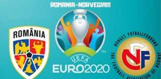 ROMANIA - NORVEGIA LIVE PRO TV FOTBAL PRELIMINARII EURO 2020