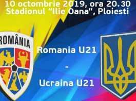 ROMANIA U21 - UCRAINA U21 LIVE PRO TV PRELIMINARII EURO 2021