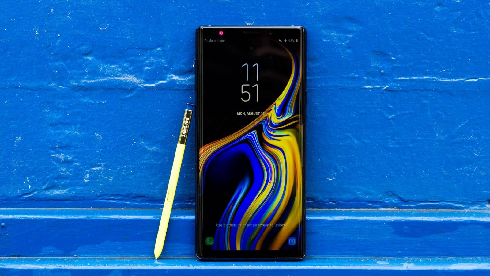 Samsung GALAXY NOTE 9 REDUCERI eMAG