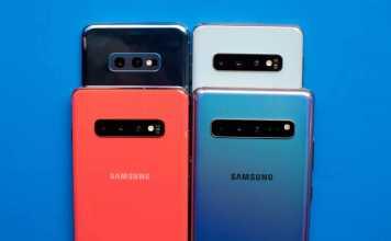 Samsung GALAXY S10 INTERZIS Banci