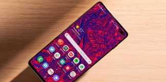 Samsung GALAXY S10 problema cititor amprente deblocare