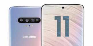 Samsung GALAXY S11 imagini innebuni fani