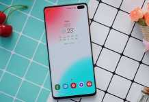 Samsung GALAXY S11 soc cititor amprente