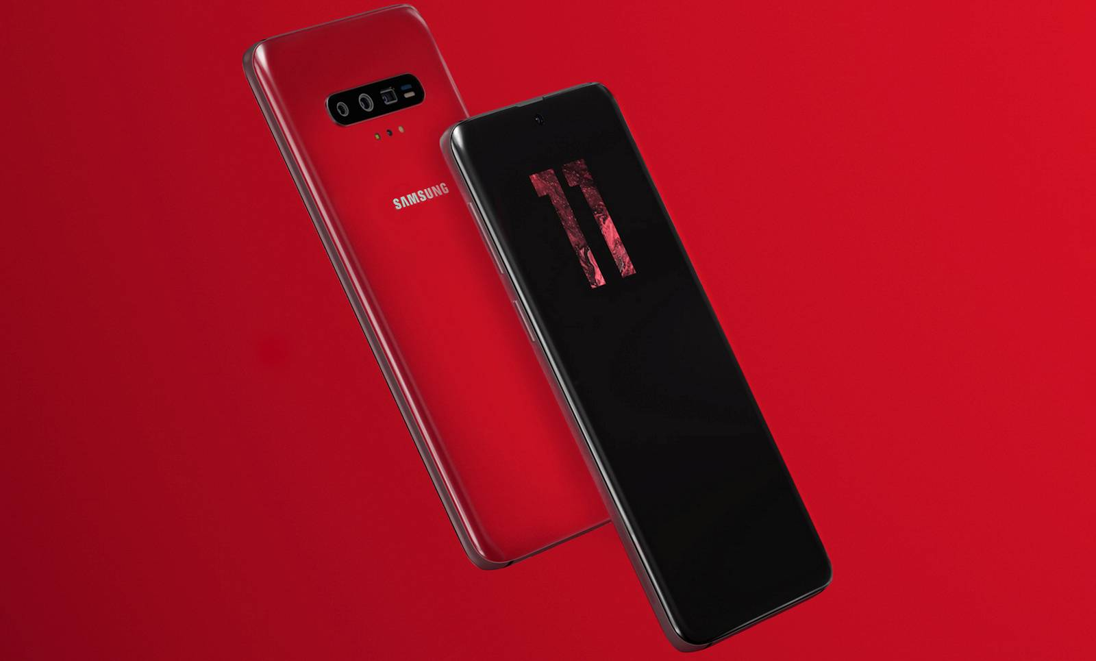Samsung GALAXY S11 specificatii design