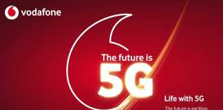 Vodafone secret 5G